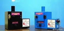 Burn Sanitary Napkin Incinerator