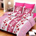 Printed Multicolor Soft Bed Sets