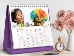 Table Calendars Designing & Printing Service
