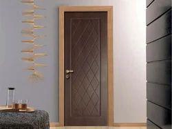 Swastik Wood Designer Membrane Doors