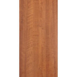 Ochre Cherry Wood Grain Laminates
