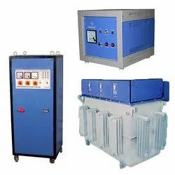 Three Phase 100KVA Servo Stabilizer