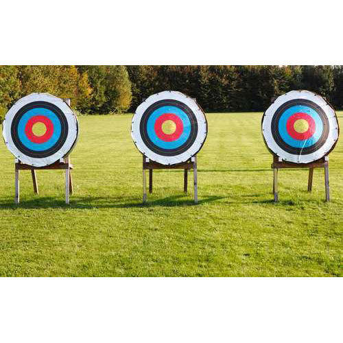Competition Archery Target At Rs 11000 Piece Archery Targets Id