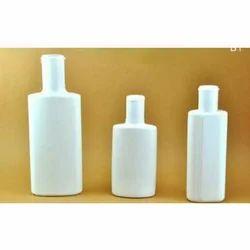 Shampoo Flat Bottles