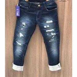 Casual Wear D&G Mens Rugged Denim Jeans