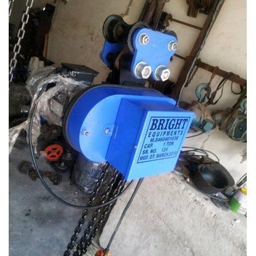 Bright Equipments Motorized Chain Hoist