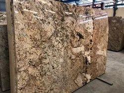 Alaska Gold Granite, Thickness: 15-20 mm