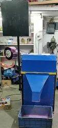 Precisse Engineering Mild Steel Hexagonal Glitter Cutting Machine