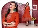 Hasee Vol 6-Raf Stylish Rayon Anarkali Kurtis