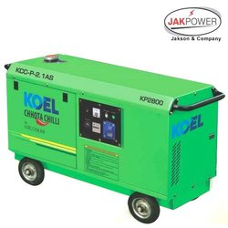 KCC-P-2.0 AS KOEL Chota Chilli 3 kW Portable Petrol Genset