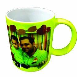 Fluorescent Mug L Green