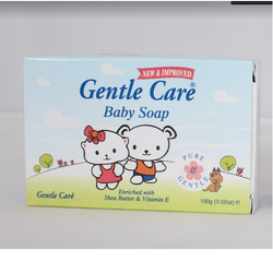 Gental Care, Baby Choice Baby Soap, Packaging Type: Packet
