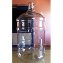 20 Litre Pet Transparent Water Jar