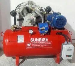 sunrise Double Cylinder Air Compressors, SRTC