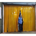 Aqua Anti-insect Pvc Strip Curtain