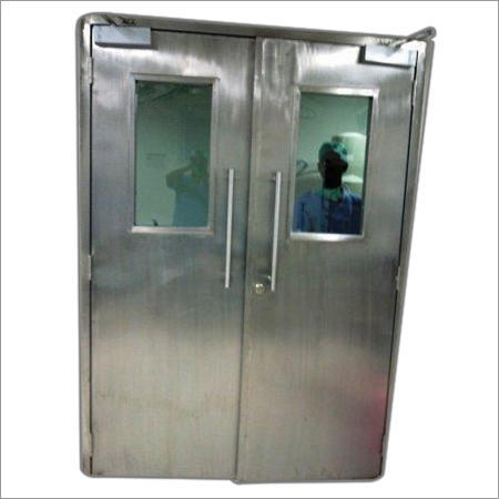 Operation Theater SS Doors & Operation Theater Ss Doors at Rs 32000 /piece | Operation Theatre ...