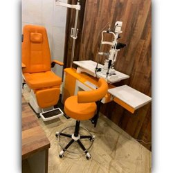 ASF Ophthalmic Refraction Chair Unit doctor model