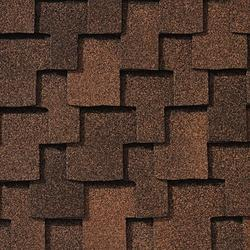 Mesa Brown Designer Shingles