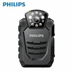 PHILIPS 3G/4G GPS Police Body Camera with Push to Talk