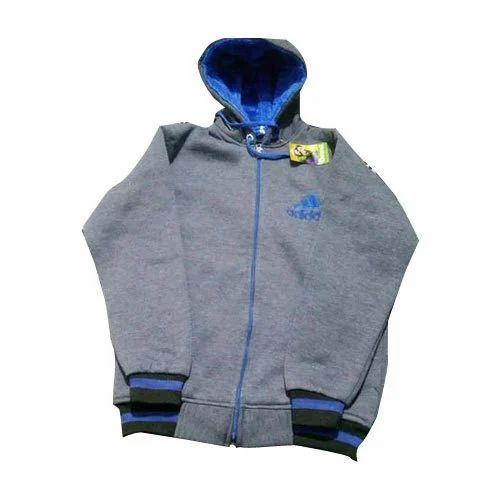 7dc635c00d5b Casual Wear Boys Printed Full Sleeves Hoodie Sweatshirt