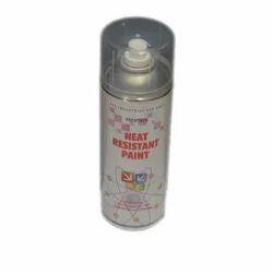 Promtech Heat Resistant Spray Paints, Size: 400 mL