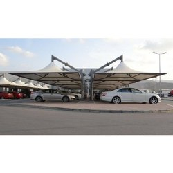 PVC Modular Tensile Structure, for Car Parking