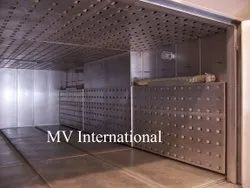 Transformer Coil Heating Oven