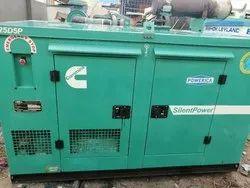 25 KVA Cummins Silent Diesel Generator, 415 V