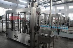 Mineral Water Rinser Filler Capper Machine