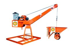 Remote operated SAI Monkey Hoist Machines