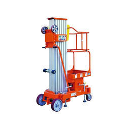 Single Mast Aluminium Work Platforms