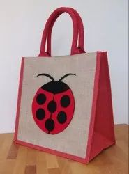 Colourful Jute Bag