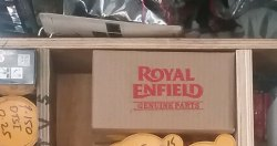 Royal Enfield Genuine Spare Parts