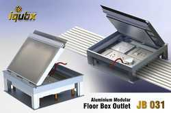 Square Electrical Floor Box Outlet Rs