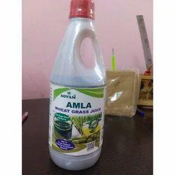 Amla Wheatgrass Juice
