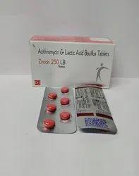 Azithromycin & Lactobacillus