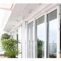 Glass Window System