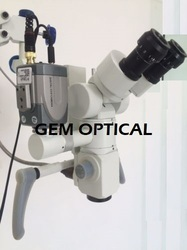 Three Step Dental Operating Surgical Microscope