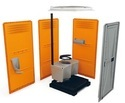 Modular Toilet for Events
