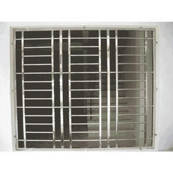 Mild Steel Window Grill At Rs 140 Square Feet Ms Grill नरम
