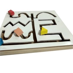 Logic Path  Maze Chase Game
