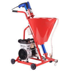 Gypsum Spray Plastering Machine
