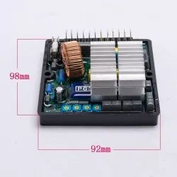 Genuine Sr7 Avr Automatic Voltage Regulator Stabilizer Programmable Integrated Circuit Diesel Genera