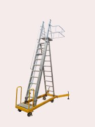 Aluminium Telescopic Ladders