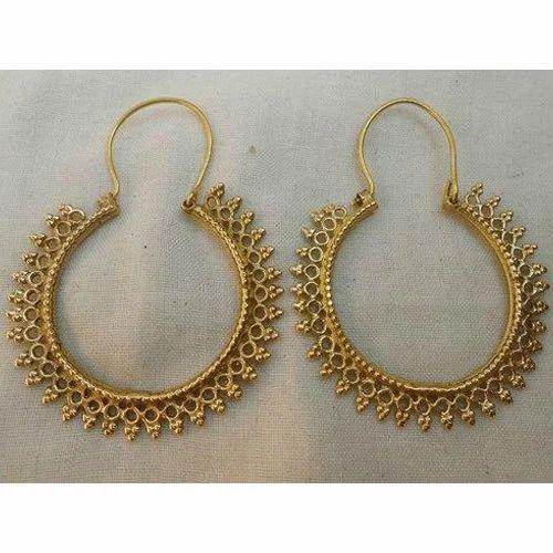 Hoop Handmade Earring