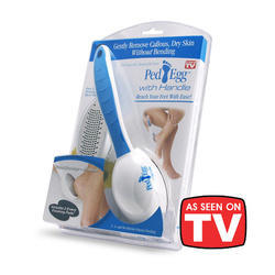 Pedi Mate with Handle Callus Removers
