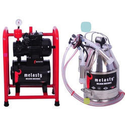 Fixed Milking Machine