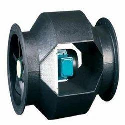 Bifurcated Inline Axial Flow Fan