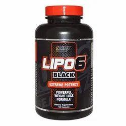 Lipo-6 Black Capsule