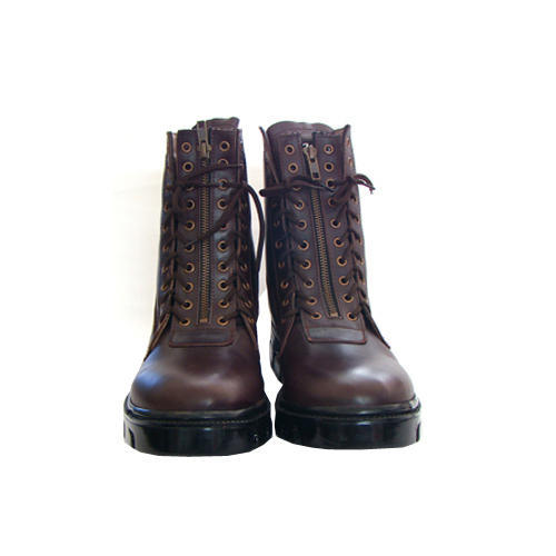 e8ace15efe3 Brown Soft Leather Flying Boots, Size: 5-12, Rs 1800 /pair | ID ...